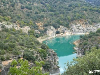 Alcarria_Barranco Reato_La Tajera; pueblos de toledo rutas a pie madrid calzada romana madrid pueblo